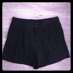 Rag & Bone silk shorts